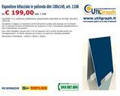 1168 ESPOSITORE BIFACCIALE IN ...