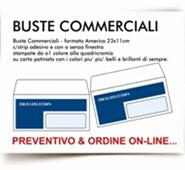 BUSTE COMMERCIALI
