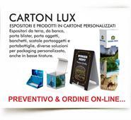 CARTON LUX DISPLAYS
