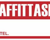 AFFITTASI 30X20CM