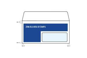 AMERICA conFIN. 23x11cm c/strip st.Fronte - QUADRICROMIA