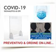 COVID-19 Segnaletica & DP...