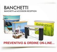 BANCHETTI Reception