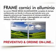FRAME Alluminio AbsTex
