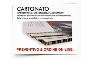 CARTONATO CARTONTRIPLO e ESKAPRINT