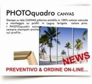 PHOTOquadri CANVAS