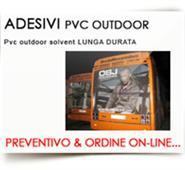 ADESIVI in PVC