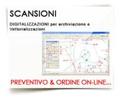 Preventivo SCANSIONI DIGITALI