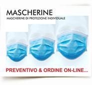 MASCHERINE in TNT e PERSO...