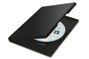 Stampa quadricromia DVD-R Custodia grande neutra