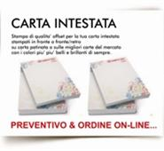 CARTA INTESTATA