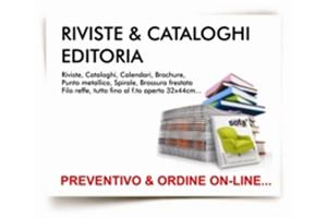 RIVISTE CATALOGHI & EDITORIA